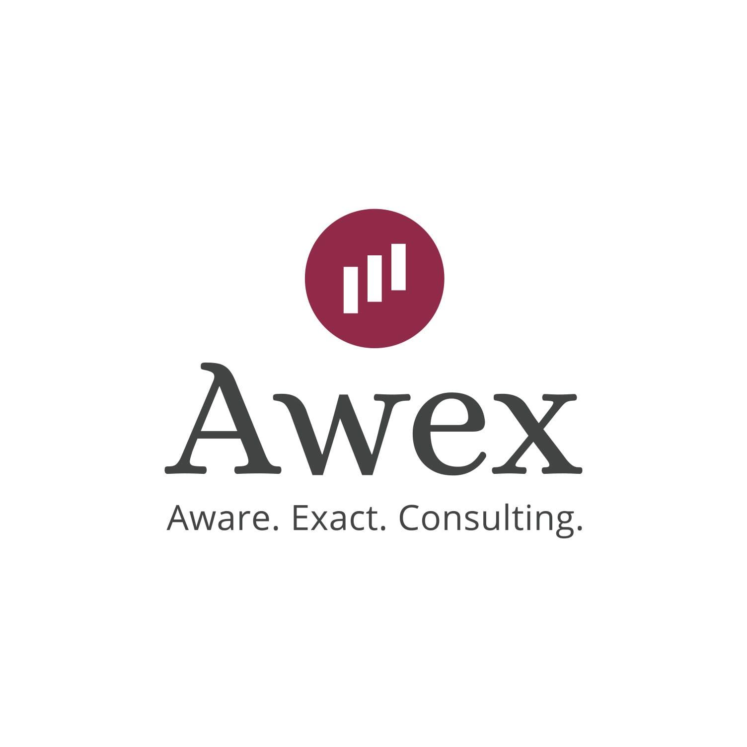Logodesign Awex