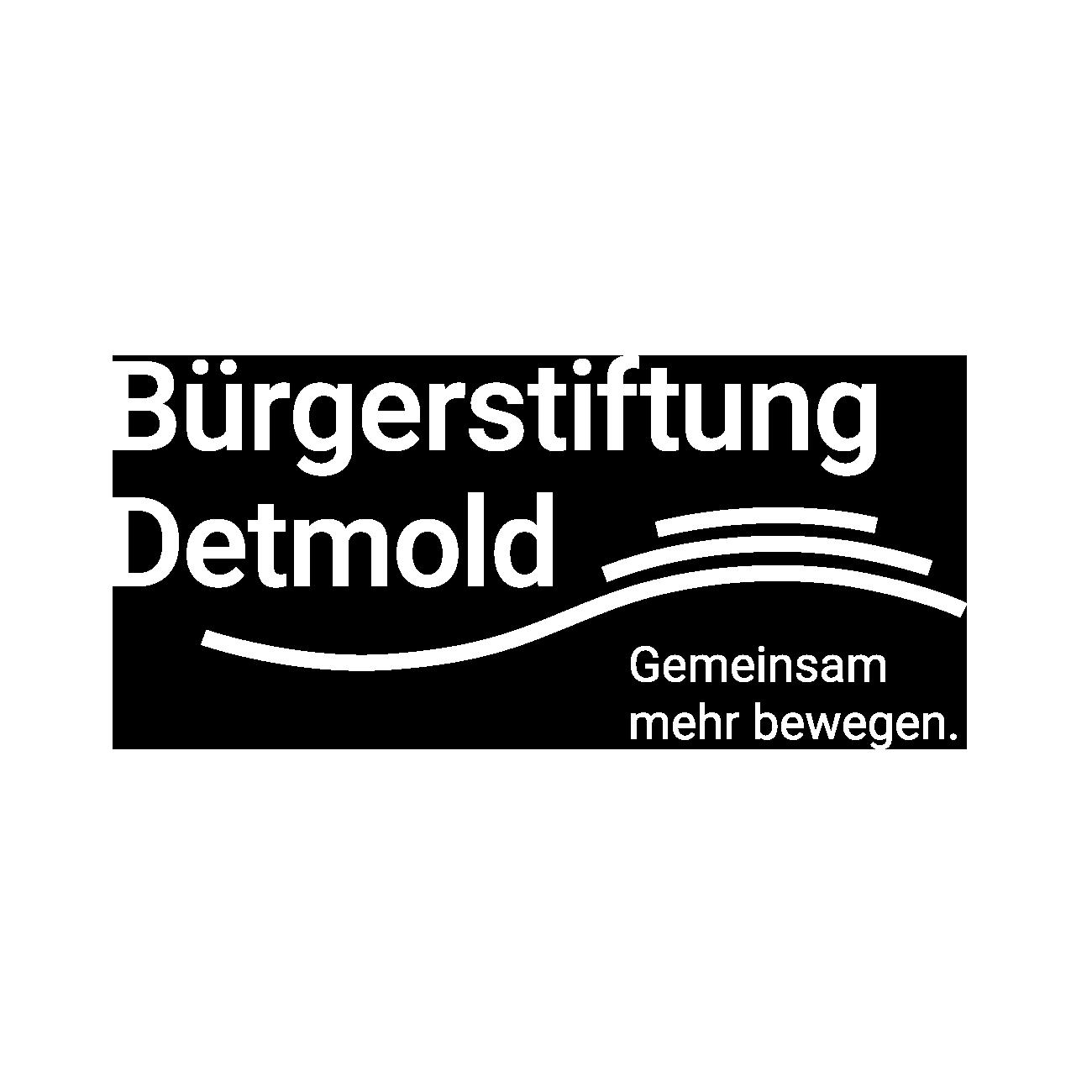 Logo der Bürgerstiftung Detmold