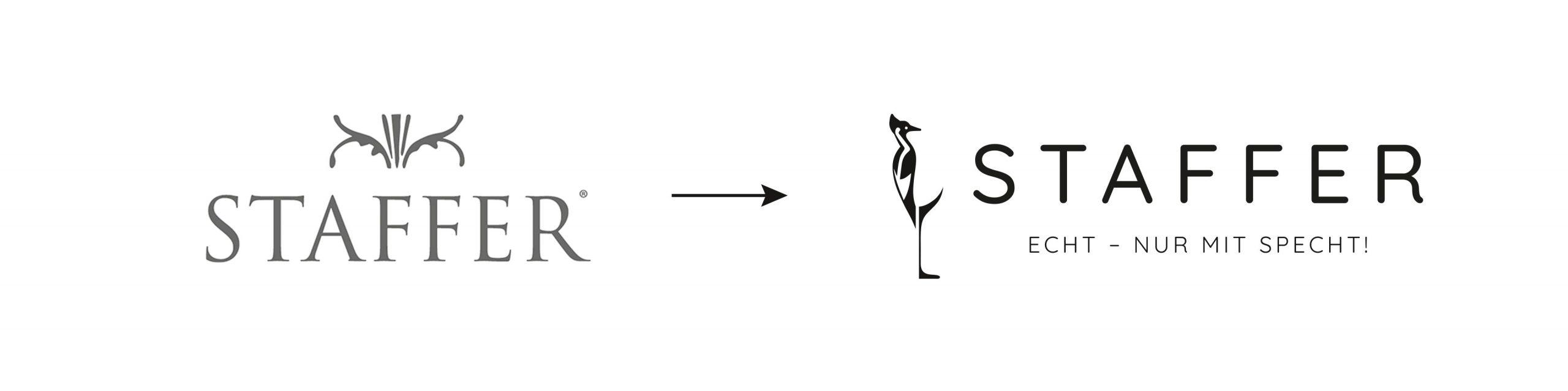Altes vs. neues Logo